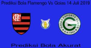 Prediksi Bola Flamengo Vs Goias 14 Juli 2019