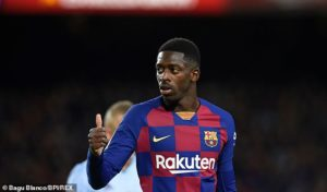 Arsenal Berikan Aubameyang Kepada Barcelona