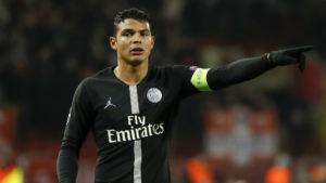 Thiago Silva Akan Di Lepas PSG Sebentarlagi