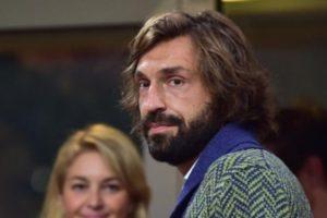 Andrea Pirlo Jadi Pelatih Juventus
